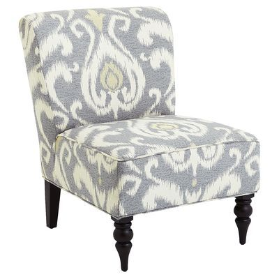 Exceptionnel Addyson Chair   Gray Ikat | Pier 1 Imports