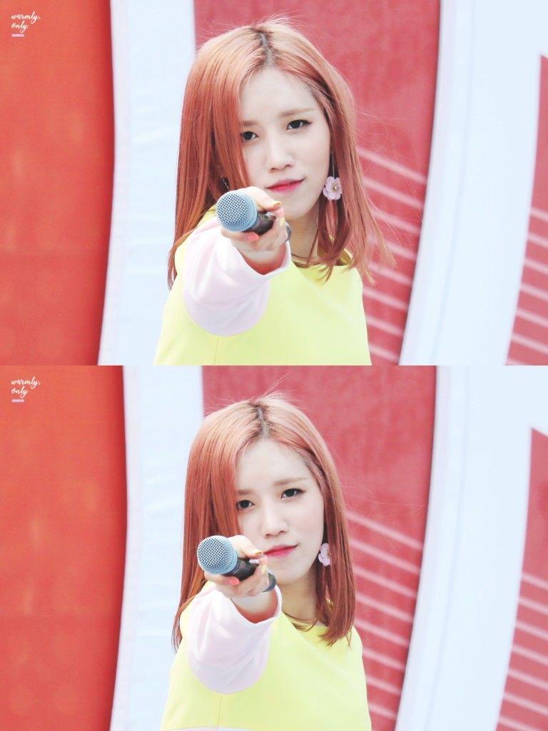Lovelyz ♡ Jin 명은