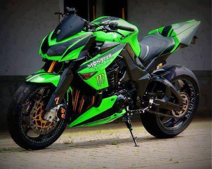 17 Best Images About KAWASAKI Z1000 Motorcycle On Pinterest