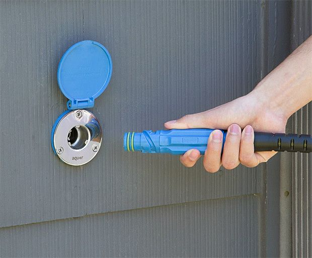 Aquor House Hydrant Faucet House Energy Efficient Homes