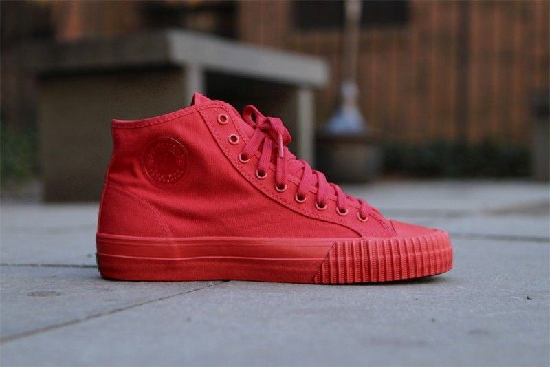 aac80812db6 PF FLYERS CENTER HI – RED