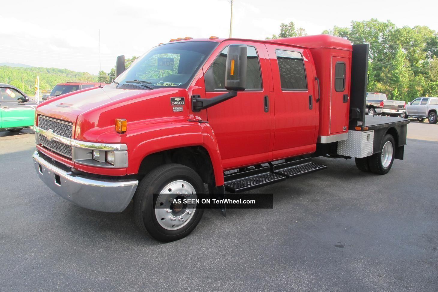 Image Result For Chevrolet Kodiak Sleeper Motorized Road Vehicles 1995 Chevy Dump Truck
