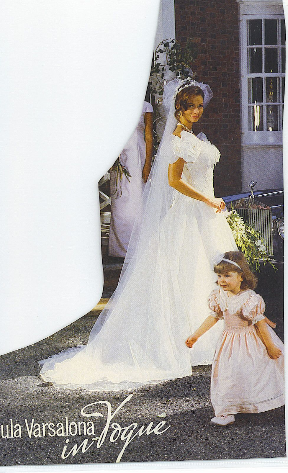 Pin By N Loren On 80S And 90S Bridal Wedding Fashion -5691
