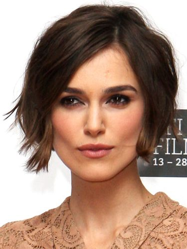 15 new Keira Knightley Pixie cuts - Hairstyle Fix