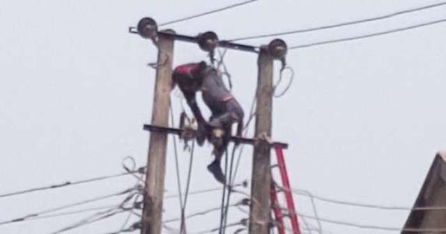 CAMERONIAN ATTEMPTS SUICIDE IN LAGOS