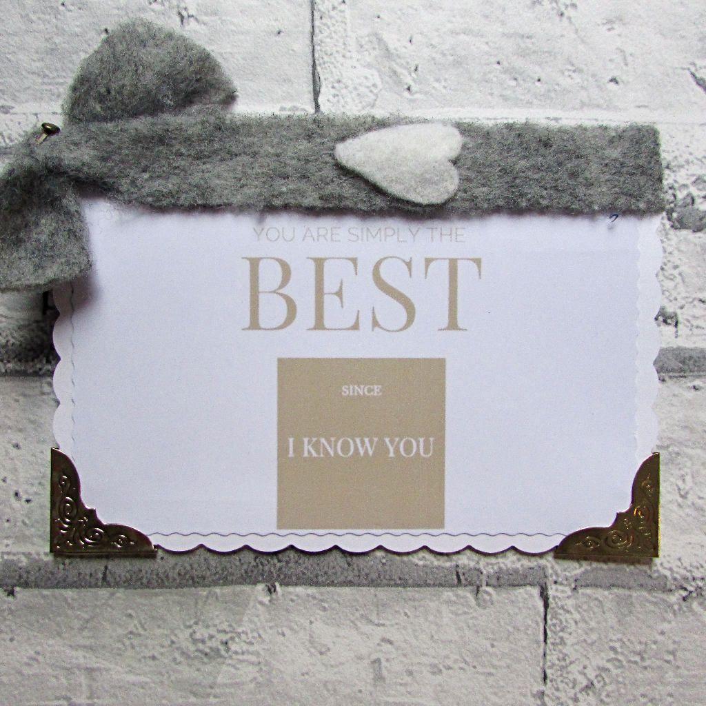 Funny Friend Card Friendship Card Bad Influence Friend Birthday