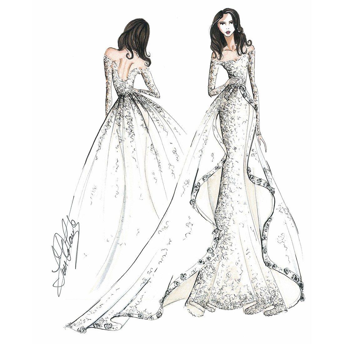Meghan Markle Wedding Dress Designer.Meghan Markle S Wedding Dress Will Look Like This According To