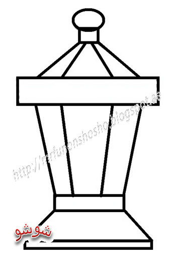 Ramadan Lantern Coloring Pages Printable Belarabyapps Printable Islamic Art Ramadan Lantern Coloring Pages