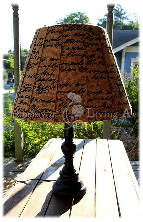 September's Clever Creation .75 - The Lamp Saga Continues   Living Art