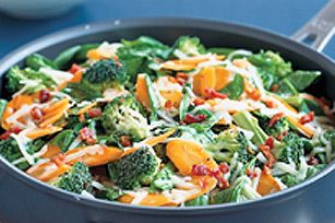 Powerhouse Vegetable Medley recipe- Might be a good side dish?!