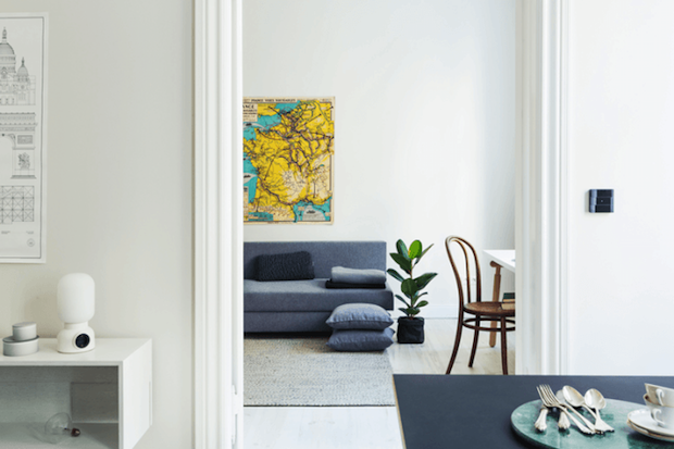 A calm Berlin home with a bold twist