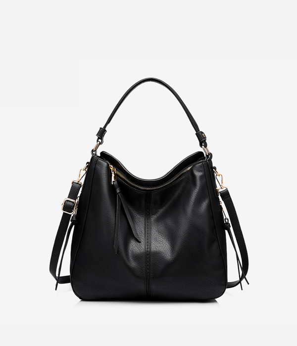 753ca9fcfc Our Bryn is the perfect bag for everyday use! Slouchy pebbled waterproof  vegan leather won t show scratches