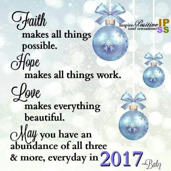 AMEN! HAPPY NEW YEAR! LOVE AND BLESSINGS TO ALL! :):) ♡♡♡ | God ...