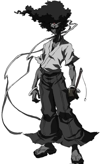 Afro Afro Samurai Wiki Fandom Powered By Wikia Samurai Anime Afro Samurai Samurai Art