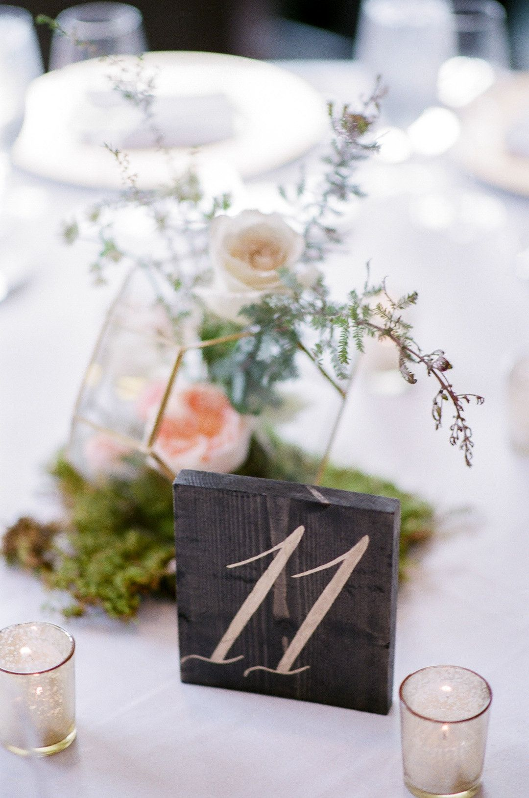 Oh Colorado You Look So Glamorous In This Glittering Garden Wedding ...