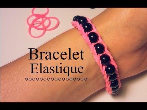 Comment faire des bracelet en elastique coeur