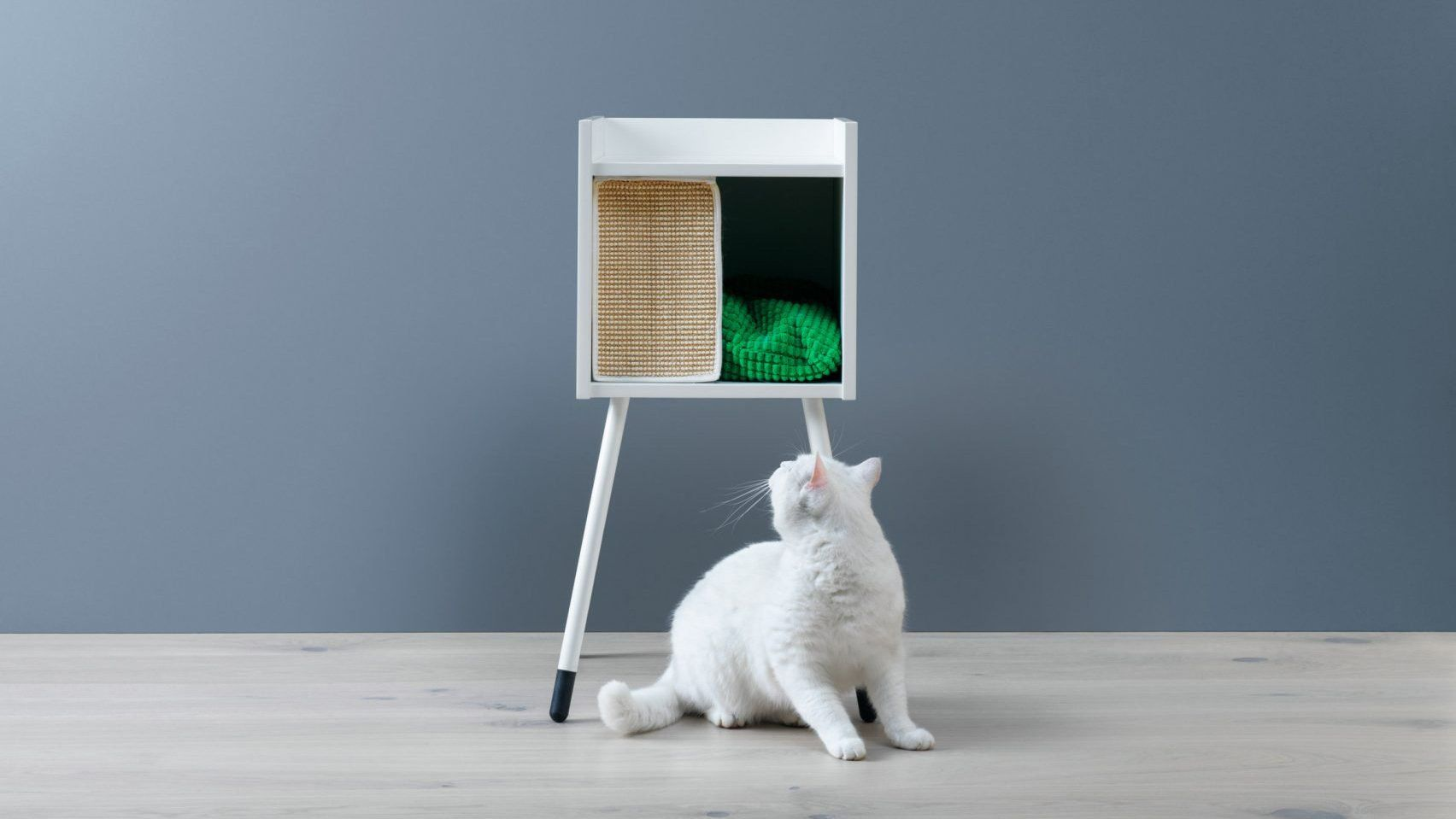 IKEA's new furniture range for cats and dogs features in