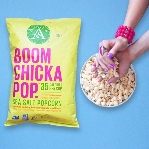 Boomchickapop popcorn seeds