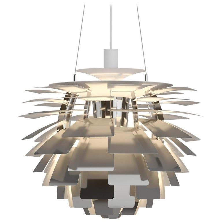 Louis Poulsen Small PH Artichoke Pendant Light by Poul Henningsen #pendelleuchteesstisch