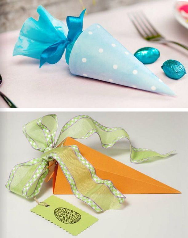 Diy easter treat bags candy carrot shaped paper gift kids diy easter treat bags candy carrot shaped paper gift kids negle Choice Image