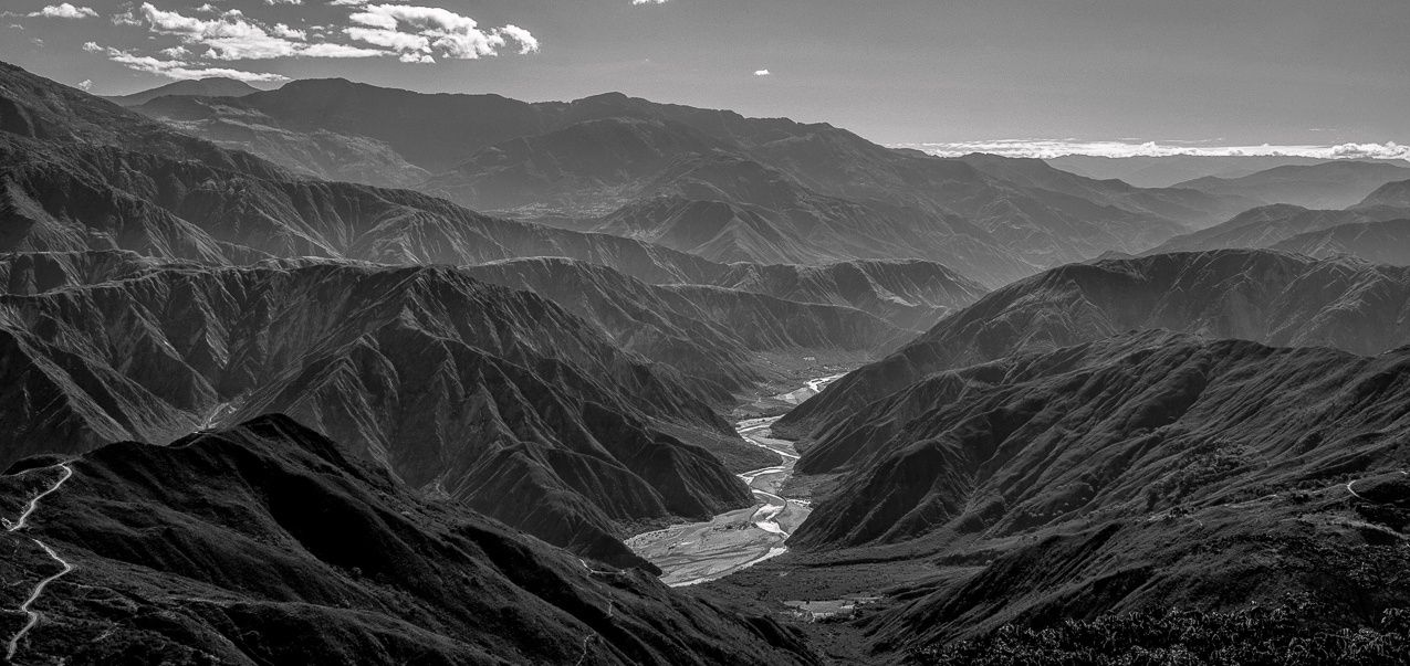 Canón del Chicamocha by holguer lopez on 500px