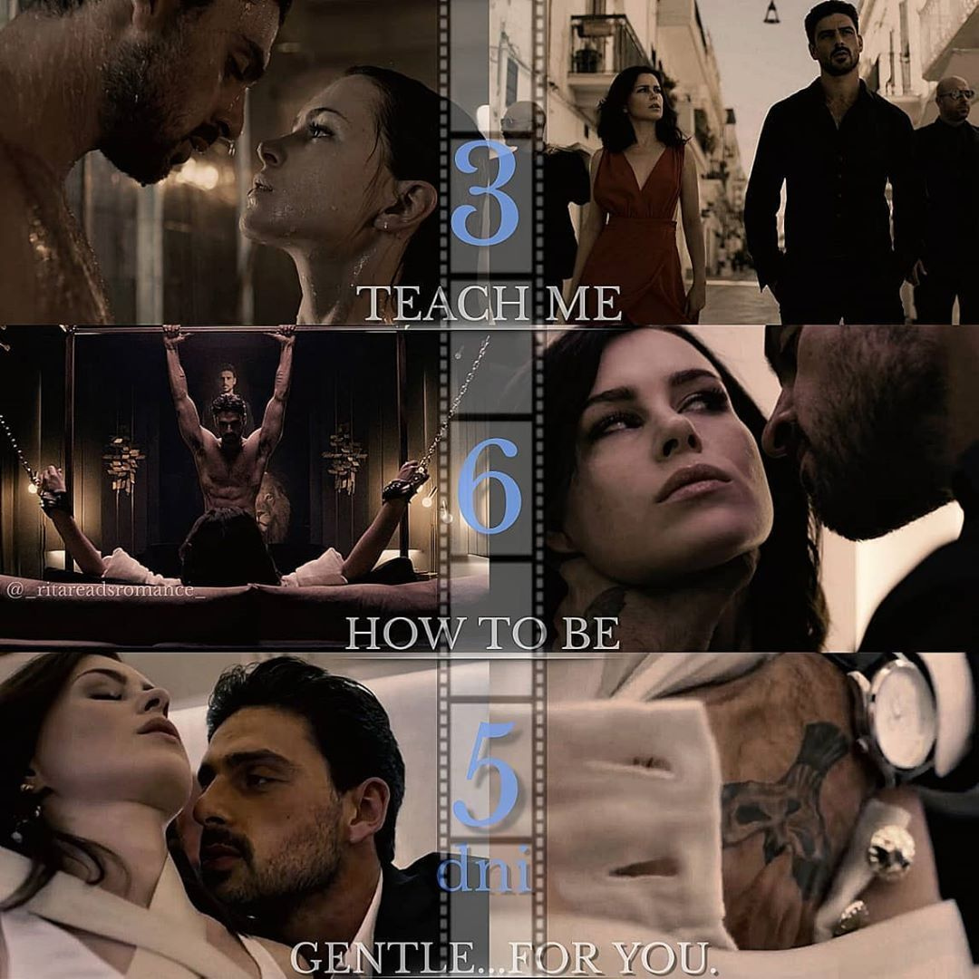 You Guys Knew This Was Coming 365 Days 365dni 365dniblankalipinska Darkromance 365dni Romance Movies Historical Romance Books Love Movie