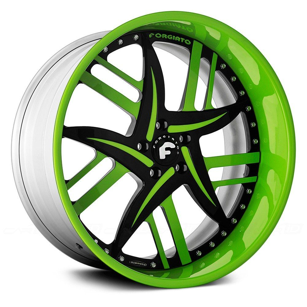 Forgiato decimo l custom painted wheelshtml