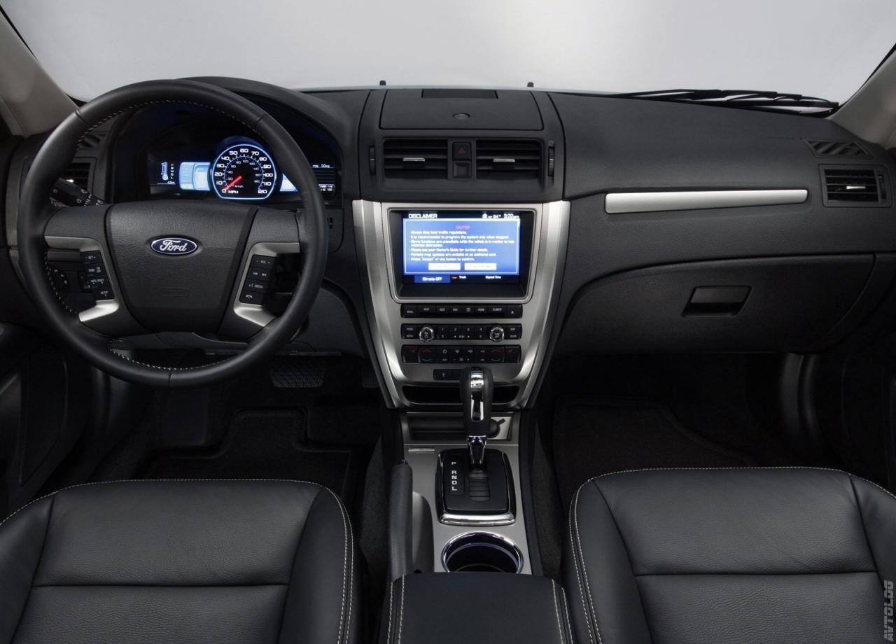 Foto 2010 Ford Fusion Hybrid Ford Fusion Ford Fusion Custom Ford