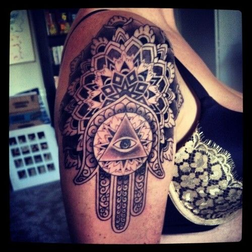 Awesome black hindu shiva nataraja tattoo | Inspiration ...