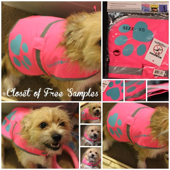 {Giveaway} SafetyPUP XD URBAN Dog Vest Review Get FREE