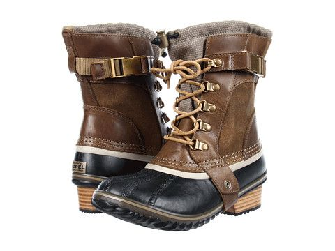 Sorel Conquest™ Carly Short Autumn Bronze These are fantastic.