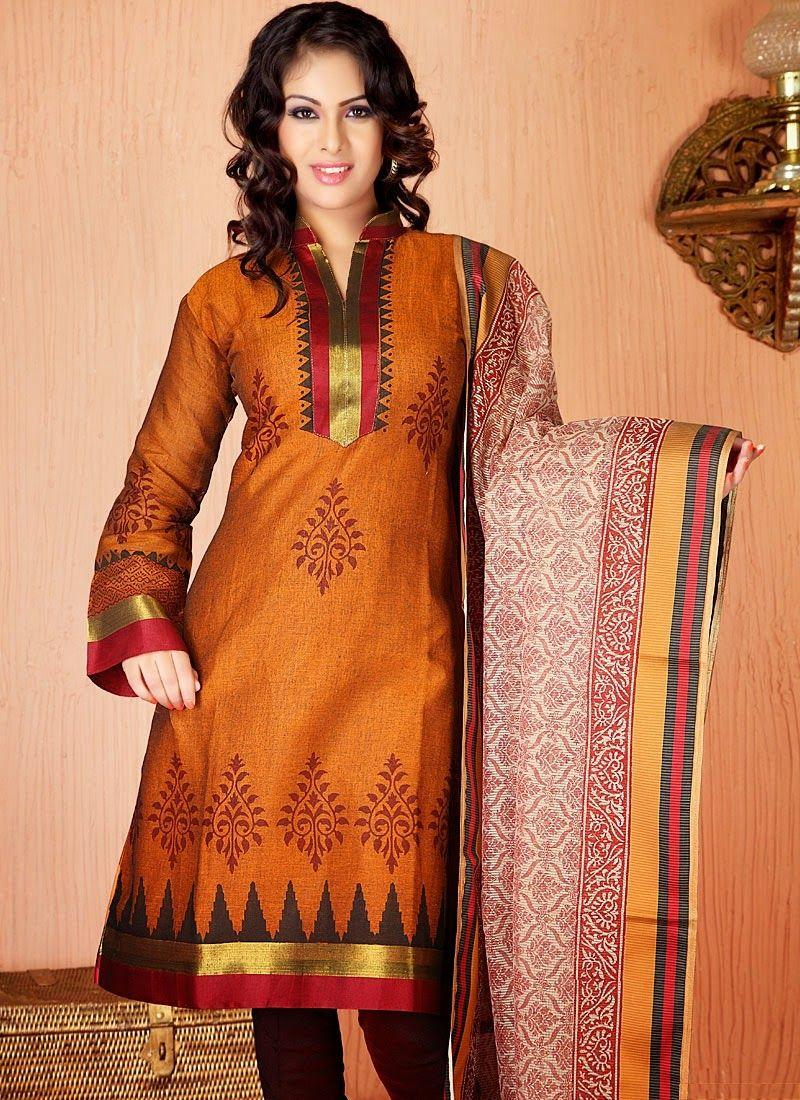 Model 53 Best Images About Salwar Neck Pattern On Pinterest   Cotton Salwar Kameez Indian And Patiala ...