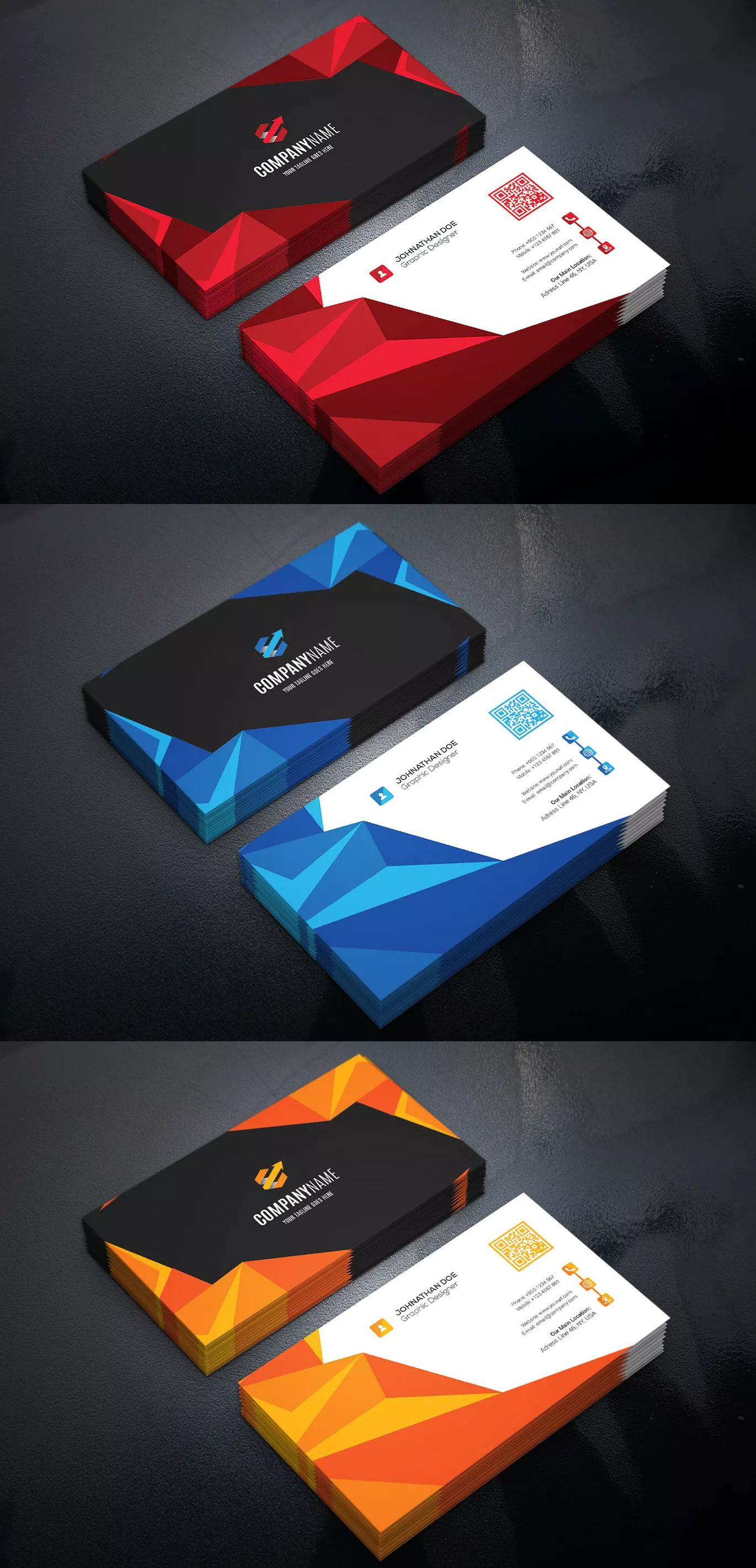 Business card template eps business card templates pinterest business card template eps flashek Gallery