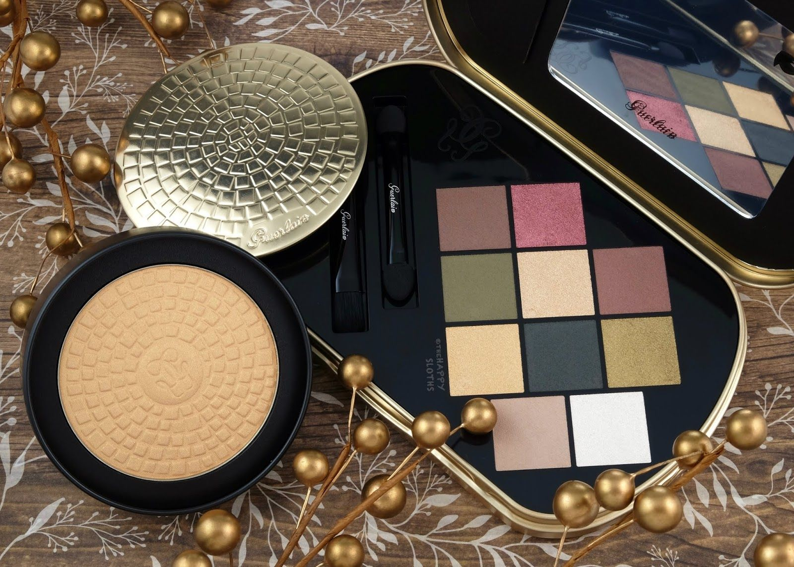 Guerlain Holiday 2019 Goldenland Collection Review and