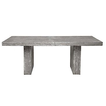 Fabulous Timber Dining Table At ZGallerie.com. $1,699.00. Reclaimed Old Oak  Beams And