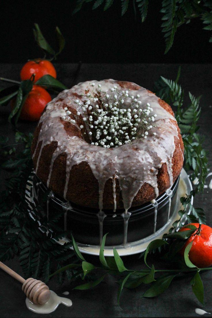 Tangerine Olive Oil Bundt Cake || Easy and moist one bowl ...