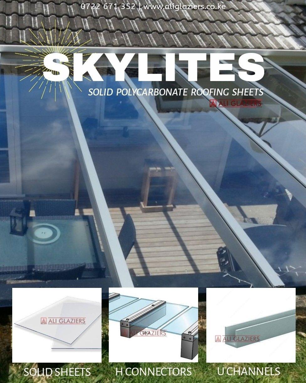 Skylites In Nairobi In 2020 Roofing Sheets Roofing Nairobi
