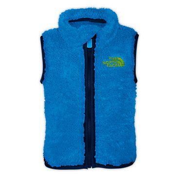 The North Face Infants' (0M-24M) Jackets & Vests INFANT PLUSHEE FLEECE VEST