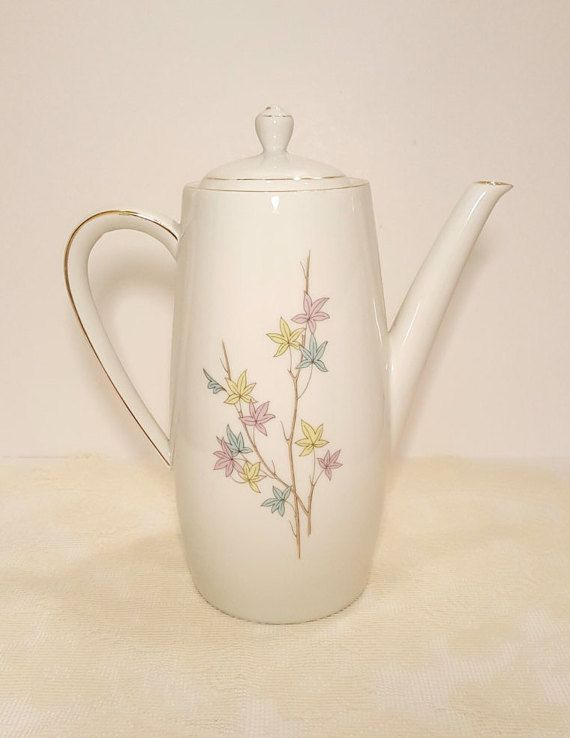 Hey, I found this really awesome Etsy listing at https://www.etsy.com/listing/260705486/vintage-seltmann-weiden-bavaria-coffee