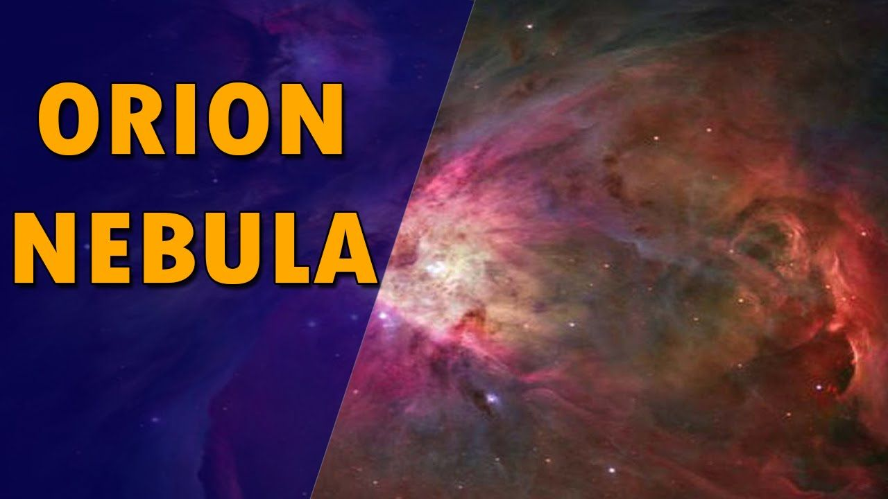 Awesome Nasa The Orion Nebula Amazing Images From The Hubble - Amazing videos hubble telescopes yet