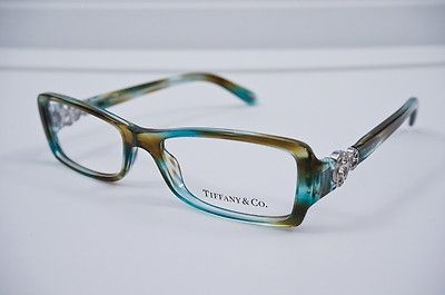 Tiffany+Eyeglass+Frames   ... Glasses Tiffany   Co. Tf 2048 B 8124 51 16  135 Eyeglass Frames d8fca861b8