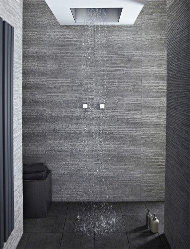 Stratum Anthracite Modern Bathroom Tile Small Bathroom Tiles Tile Bathroom