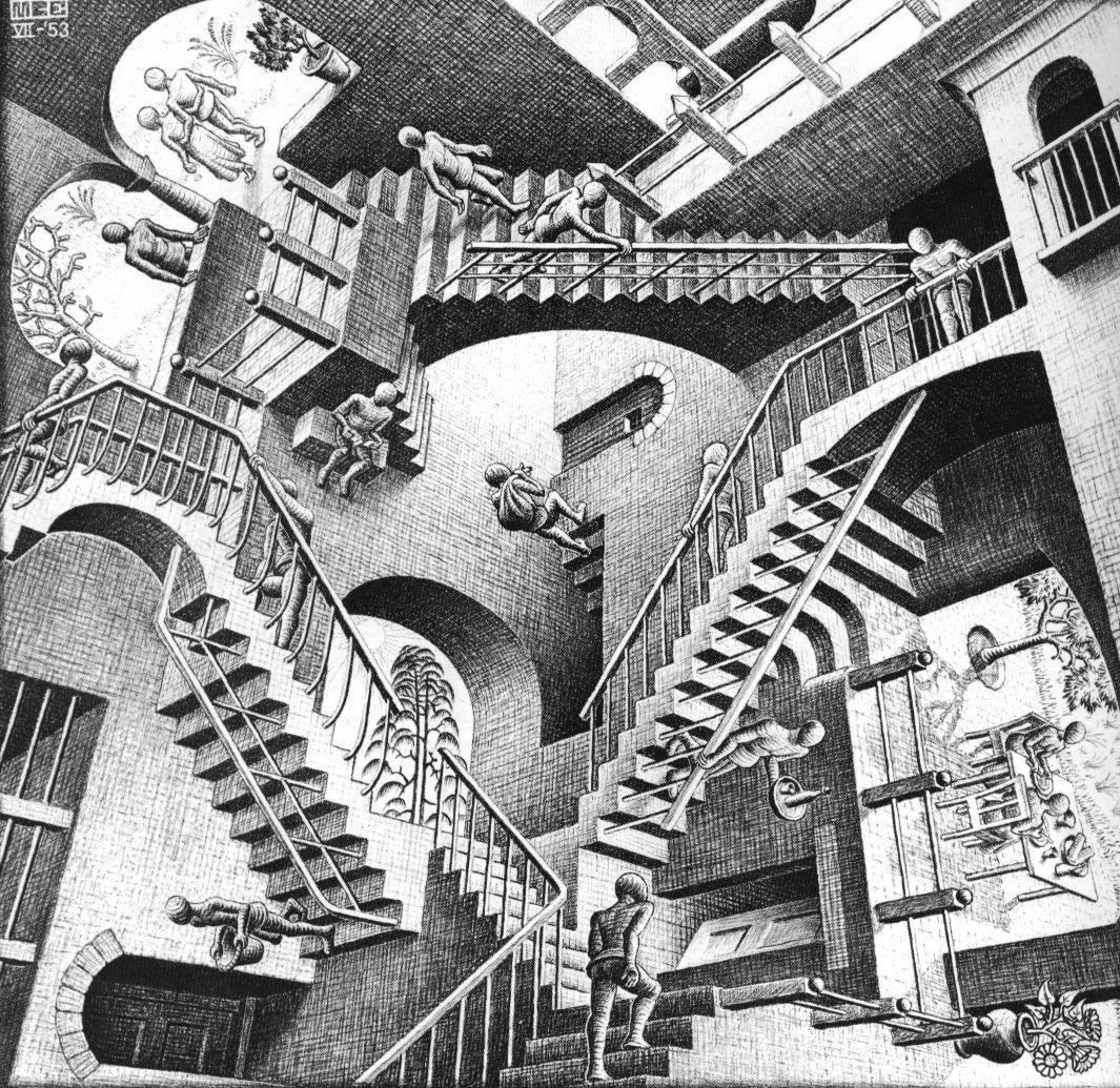 Escalier D Escher