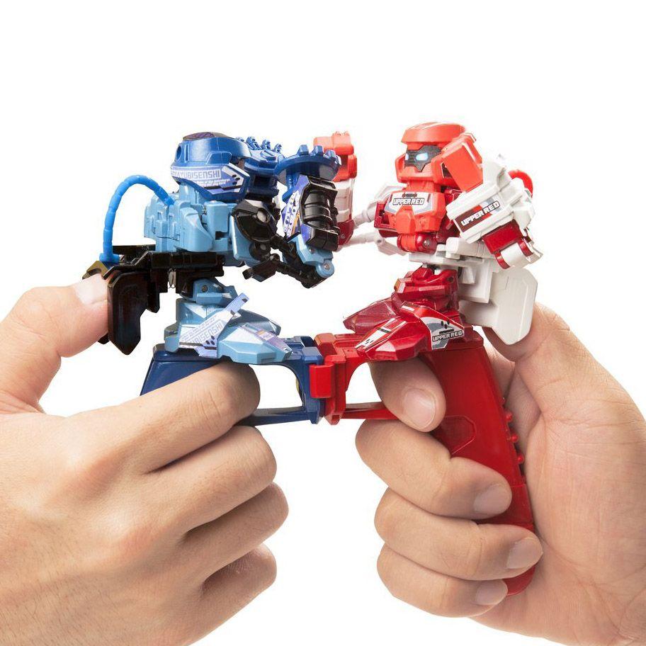 Pouces robots guerriers