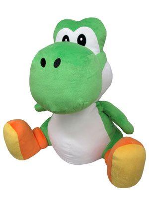 Super Mario ALL STAR COLLECTION Plush Yoshi