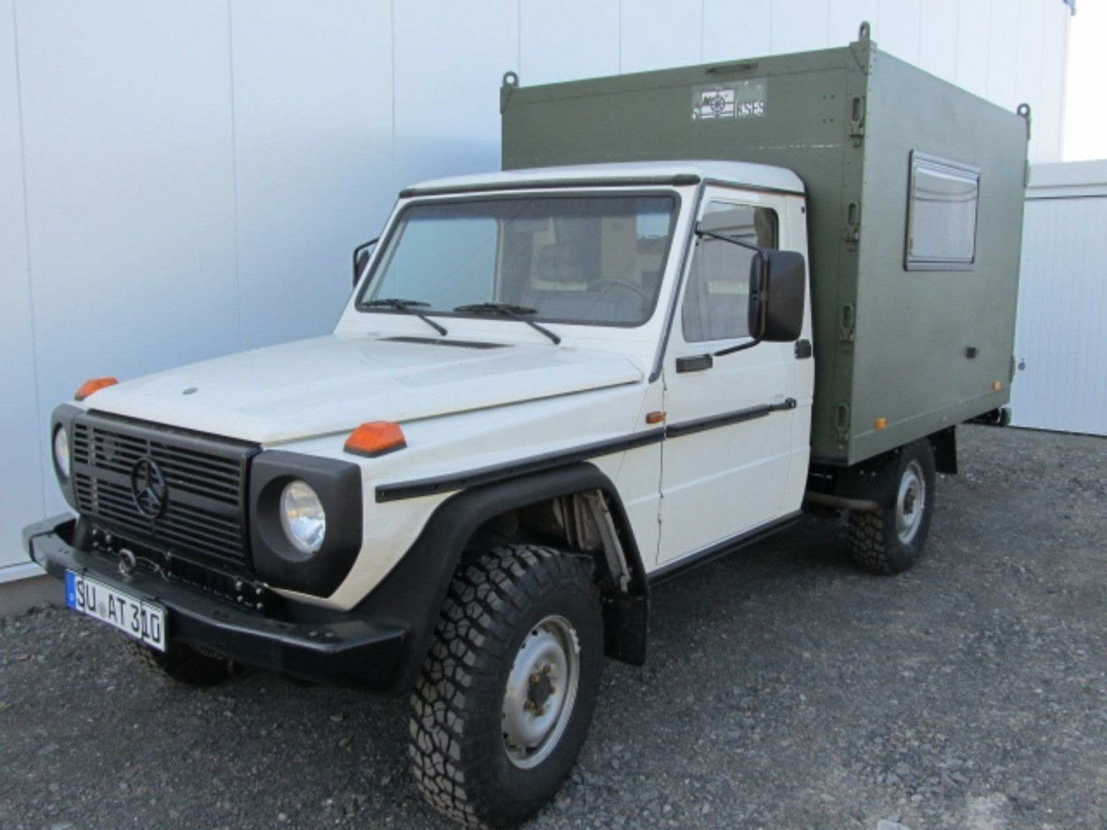 Mercedes benz 280 ge swb w460 1979 01 1990 pictures to pin - Mercedes Benz G 250 Mercedes G300 136hp Camper 4x4 All Wheel Drive
