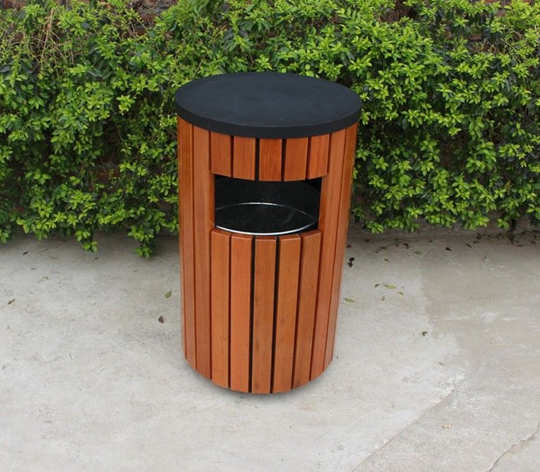 Street Garbage Bin Wooden Outdoor Trash Bin View Street Trash Bin Gavin Product Details From Guangzhou Gavin Urban Elements Co Ltd On Alibaba Com Trash Bins Garbage Bin Urban Furniture