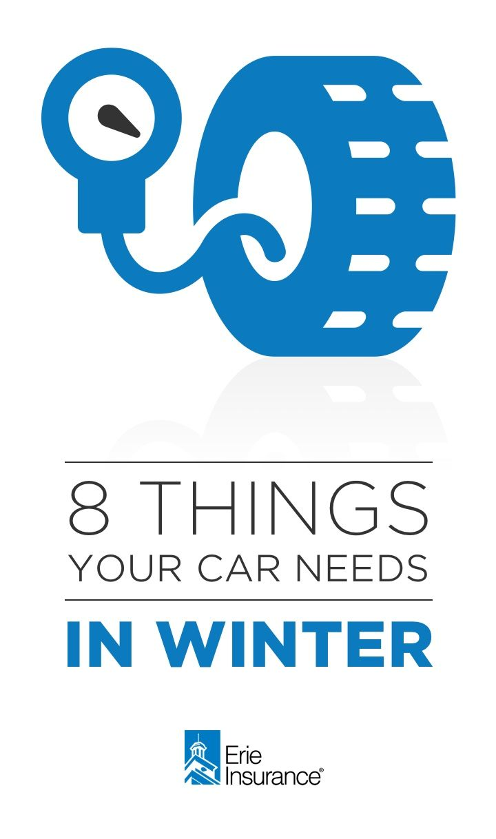Erie Car Insurance >> 8 Things Your Car Needs In Winter Car Erie Insurance
