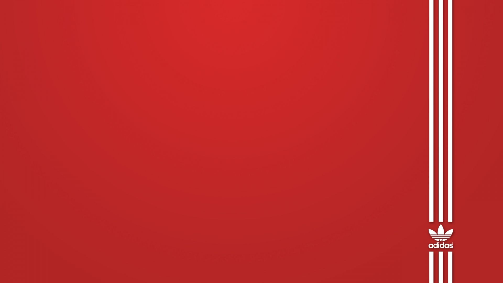 brand adidas red white sport hd wallpaper