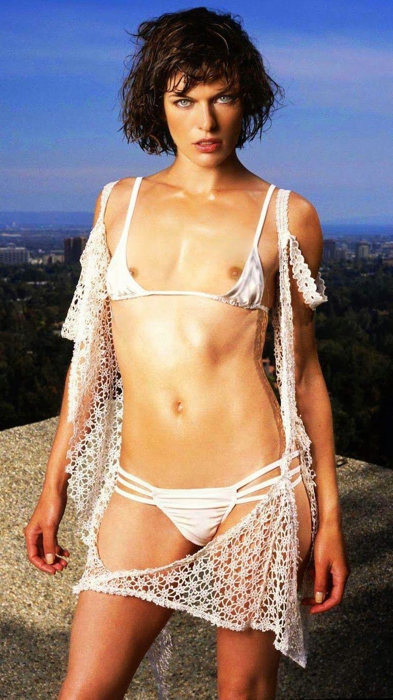 Celebrity Nude Century Milla Jovovich Resident Evil